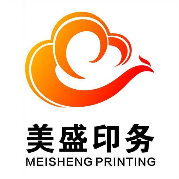 河南美之盛纸制品有限公司的企业标志