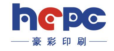 豪彩印刷(天津)有限公司的企业标志